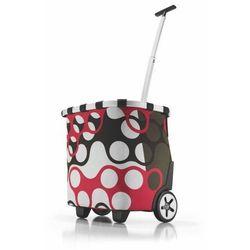 Wózek na zakupy Reisenthel Carrycruiser 40l, rings
