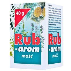 Rub-arom masc x 40g