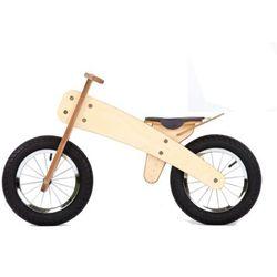 DipDap Rowerek dziecięcy bez pedałów drewniany zielony Darmowa wysyłka i zwroty