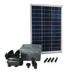 Ubbink SolarMax 600 pompa do oczka wodnego zasilana solarnie i bateria Zapisz się do naszego Newslettera i odbierz voucher 20 PLN na zakupy w VidaXL!