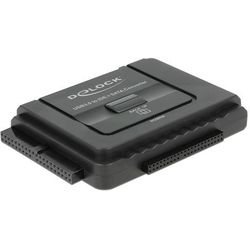 Delock Adapter USB 3.0->SATA/IDE 40/44PIN+Backup