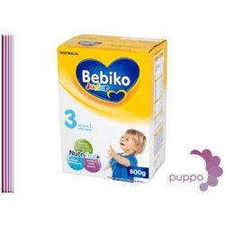 Bebiko Junior 3 800g Mleko dla dzieci po 1 roku