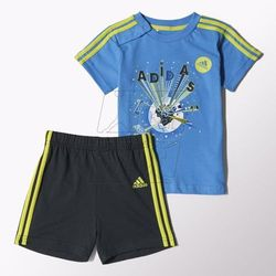 Komplet adidas Fun Summer Set Kids S21464