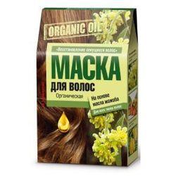 Fitocosmetic - Maska do włosów Organic Oil - na bazie olejku Jojoba - 3 x 30ml