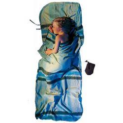 Cocoon KidSack Śpiwór Dzieci Cotton Flannel niebieski Przy złożeniu zamówienia do godziny 16 ( od Pon. do Pt., wszystkie metody płatności z wyjątkiem przelewu bankowego), wysyłka odbędzie się tego samego dnia.