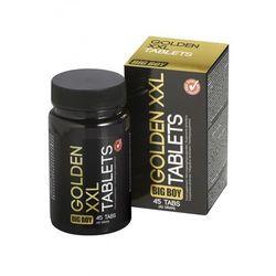 Tabletki na powiększenie penisa Golden - XXL
