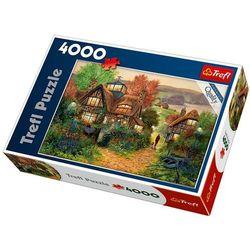 Marynarska przystań Puzzle 4000