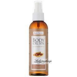 Skin Love - BODY OIL SPA - Naurishing almond oil 5 in 1 - Odżywczy olejek migdałowy 5 w 1