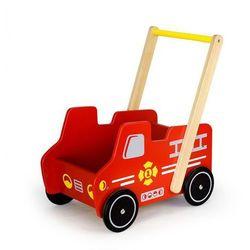 Pchacz wóz strażacki
