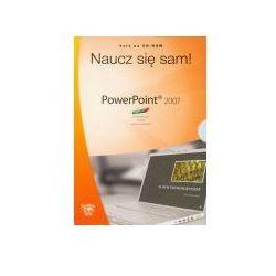 Naucz się sam! PowerPoint 2007