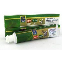 Pasta do zębów z miodem manuka 400+ i Propolisem BIO 30 - ManukaHealtk 100g
