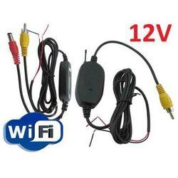 Moduł WiFi (do transmisji bezprzewodowej) 12V, do Kamer Cofania/Parkowania.