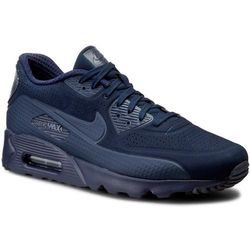 Buty NIKE - Nike Air Max 90 Ultra Moire 819477 400 Midnight Navy/Mid Navy-White