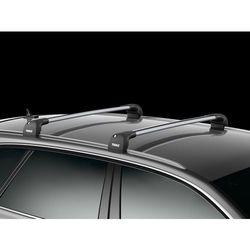 Bagażnik do Audi A4 Avant od 2016- dachowy Thule Wingbar Edge 9592, kit 4007