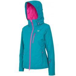 Kurtka narciarska damska 4F KUDN006 roz L - Morski L
