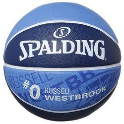 Spalding NBA PLAYER Piłka do koszykówki marine/royal