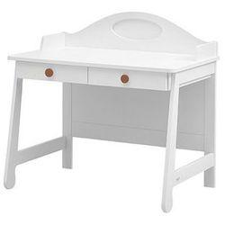 PAROLE biurko dziecięce - brązowy