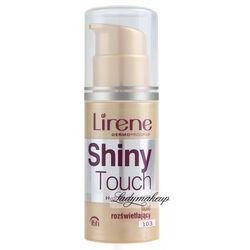 Lirene - Shiny Touch - Fluid rozświetlający-104 - NATURALNY