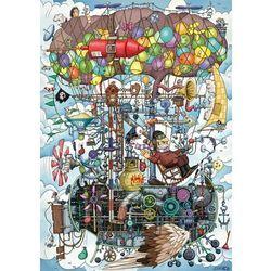 13-058207 Puzzle Latająca maszyna Gumperta