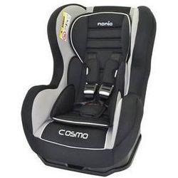 Fotel samochodowy Nania Cosmo SP Lux 2015 Agora Black, 0-18 kg, černá Czarna