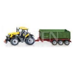 Siku, Traktor JCB z przyczepą, model