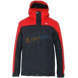 Kurtka narciarska męska KUMN215 4F (czerwona)