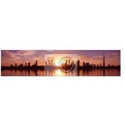 Fototapeta Miasta Dubai, Sunset