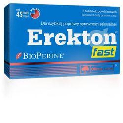 EREKTON Fast 8 tabletek