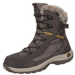 Jack Wolfskin ICY PARK TEXAPORE Buty trekkingowe siltstone