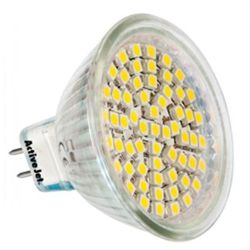 ActiveJet Żarówka LED 4,5W GU10, SMD AJE-S6010C