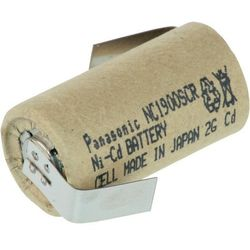 Akumulator NiCD Sanyo Sub-C ZLF, 1,2 V, 1900 mAh