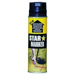 Farba w aerozolu AMPERE Star Marker - czarny