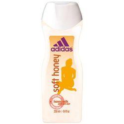 Adidas Soft Honey Żel pod prysznic 250 ml