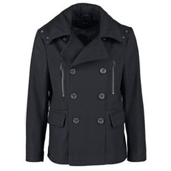 Esprit Collection Płaszcz wełniany /Płaszcz klasyczny navy