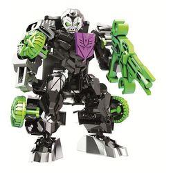 Figurka HASBRO Transformers The Movie 4 Construct Dinobot Riders A6150