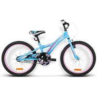 Rower Dzięcięcy Kross Grand Trixy błękitny połysk