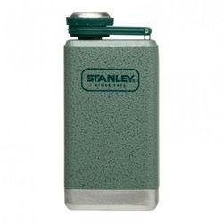 Stanley Adventure piersiówka stalowa zielona, 236 ml