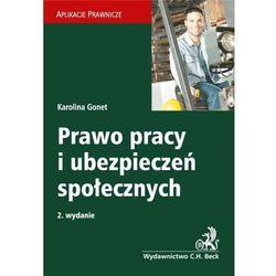 Prawo pracy i ubezpieczeń społecznych (opr. miękka)