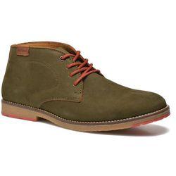 promocje - 30% Buty sznurowane Aigle Dixon Mid Męskie Zielone 100 dni na zwrot lub wymianę