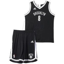 Komplet koszykarski adidas Brooklyn Nets Deron Williams Replica Junior AC0549