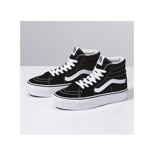 oferować rabaty całkowicie stylowy innowacyjny design buty VANS - Sk8-Hi Platform 2 Black/Tr (6BT) rozmiar: 39 ...