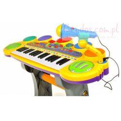 Edukacyjne Organki Dla Dzieci - Stolik, Mikrofon