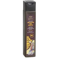 Planeta Organica Africa Szampon do włosów suchych i zniszczonych z masłem Shea 250ml