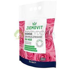 Nawóz granulowany do róż 1 kg ZIEMOVIT