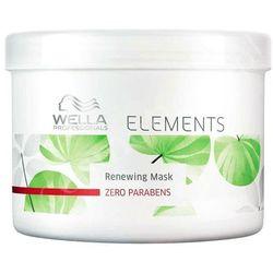 Wella Elements - odżywcza maska do każdego rodzaju włosów 500ml