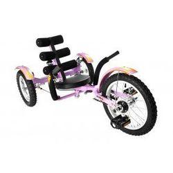 Rower Trójkołowy Mobo Cruiser Model Mobito Fioletowy