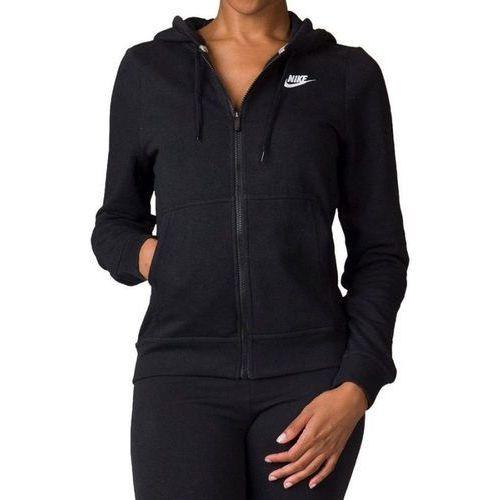 Bluza Nike NSW Hoodie FZ FLC W 853930 010 porównaj zanim
