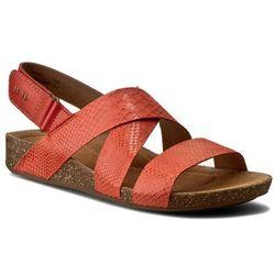 Sandały CLARKS - Perri Dunes 261144544 Grenadine Sde
