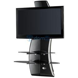 Półka pod TV z maskownicą GHOST DESIGN 2000 Carbon Fibre
