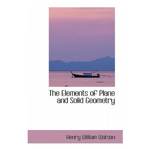 Elements of Plane and Solid Geometry